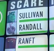 Scare Floor Scoreboard mistake