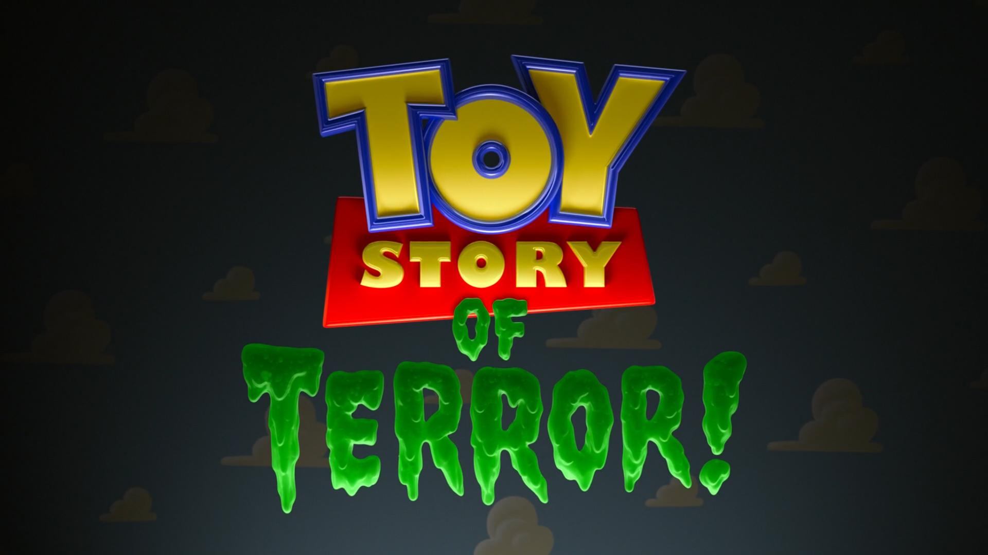 Toy Story of Terror! | Pixar Wiki | FANDOM powered by Wikia for Disney Pixar Toy Story Logo  568zmd