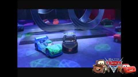 Cars 2 Brazilian Version
