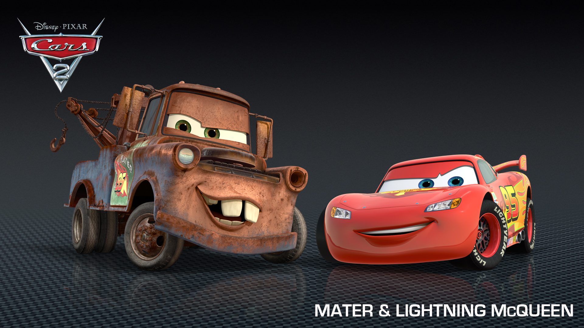 Cars  The Movie Characters With Pictures