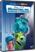 Monstros e Companhia - DVD