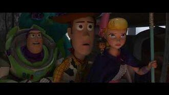 Toy Story 4 - Hoje nos cinemas