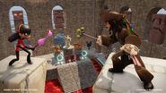 Disney Infinity Toy Box Combat 6