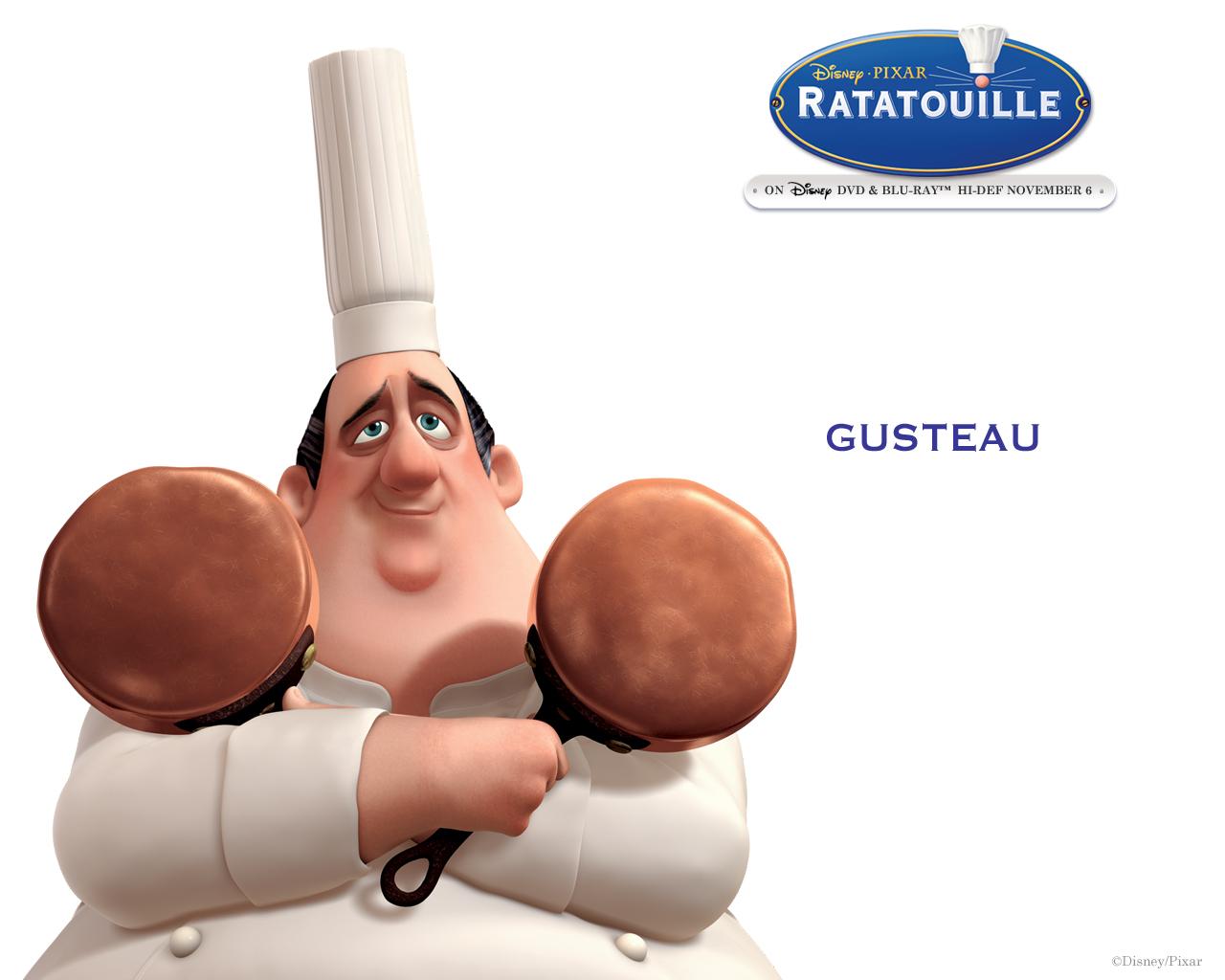 Auguste gusteau pixar wiki fandom powered by wikia - Film para cocinar ...