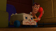Woody and Chatter Telephone