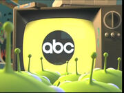Toy Story 2 ABC logo