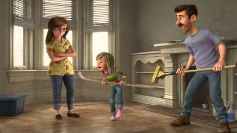 Happy Mother's Day from Disney Pixar's Inside Out!