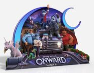 Onward Standee