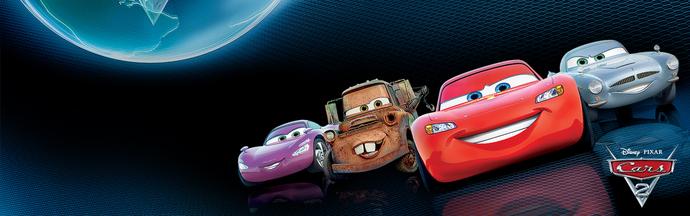 Cars 2 - Imagen superior