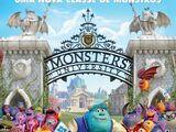Monstros: A Universidade