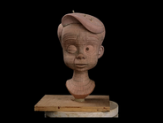 Andy maquette-front