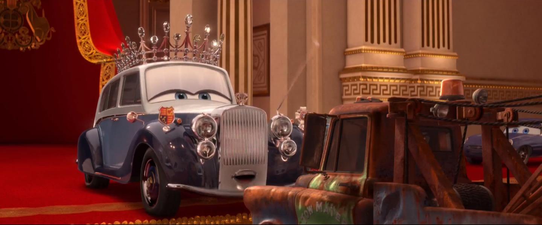"""Resultado de imagen de queen cars 2"""""""