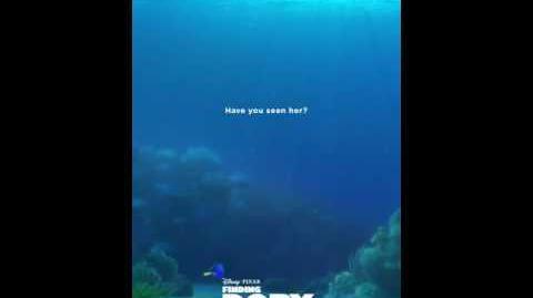 Living Teaser Poster - Finding Dory