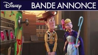 Toy Story 4 - Nouvelle bande-annonce - Disney