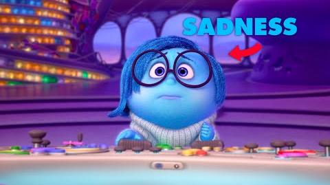 "Get to Know your ""Inside Out"" Emotions Sadness"