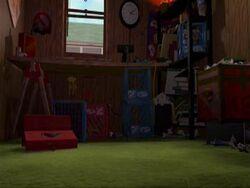 Sid's Room