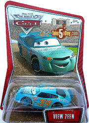 The World Of Cars Series Piston Cup Packaging As Seen On The Piston Cup Racer Cars Released At The First Kmart Cars Collectors Event