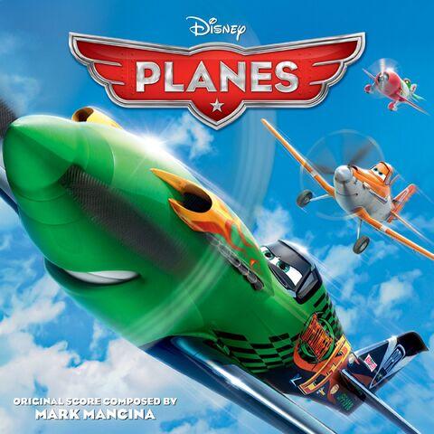 File:Planes soundtrack cover.jpg
