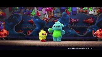 Toy Story 4 de Disney•Pixar - Teaser Tráiler Oficial - Feria en V.O.S.E. - HD