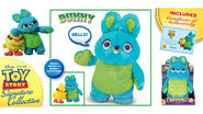 Bunny Deluxe Talking Carnival Plush (Toy Story Collection)