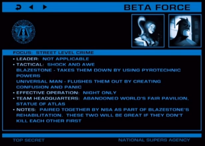 Beta-force
