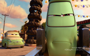 Pixar Post - Radiator Springs 500 and a Half 11