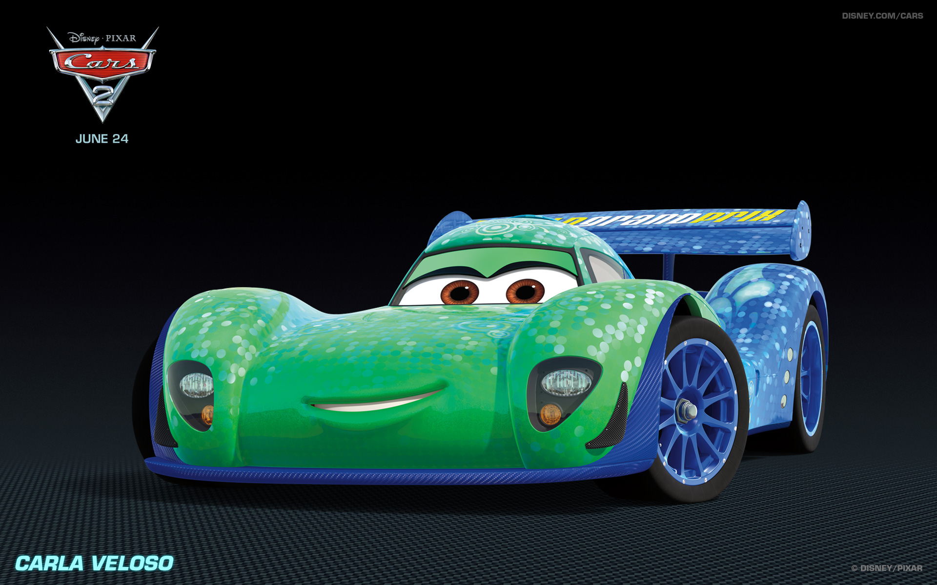 World Grand Prix Racers Pixar Wiki Fandom