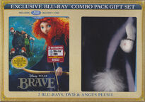 Brave home video Walmart exclusive