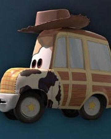 Woody Cars Pixar Wiki Fandom