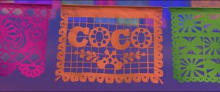 Coco Opening Title