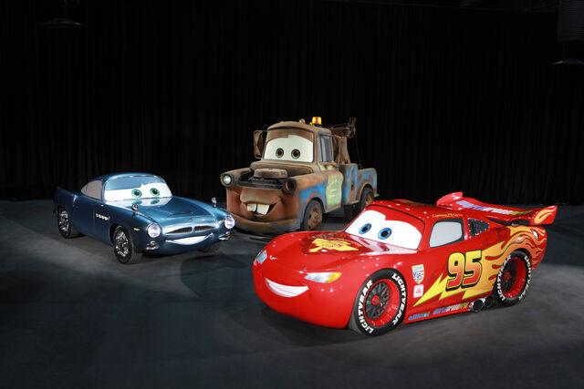 File:Cars 2 model life size.jpg