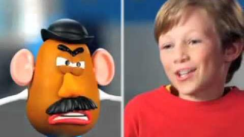 Toy Story Mr Potato Head