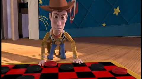 Toy Story Treats - King Me