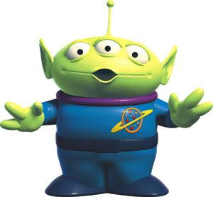 Aliens Pixar Wiki Fandom Powered By Wikia