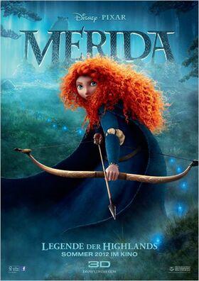 Merida Poster
