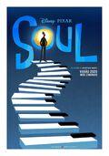Soul - Teaser Pôster Potuguês