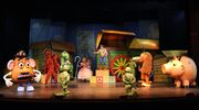 Toy Story The Musical That's why We're Here