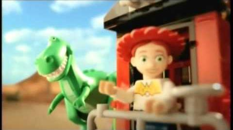 LEGO Toy Story 3 Commercial (Train Set)