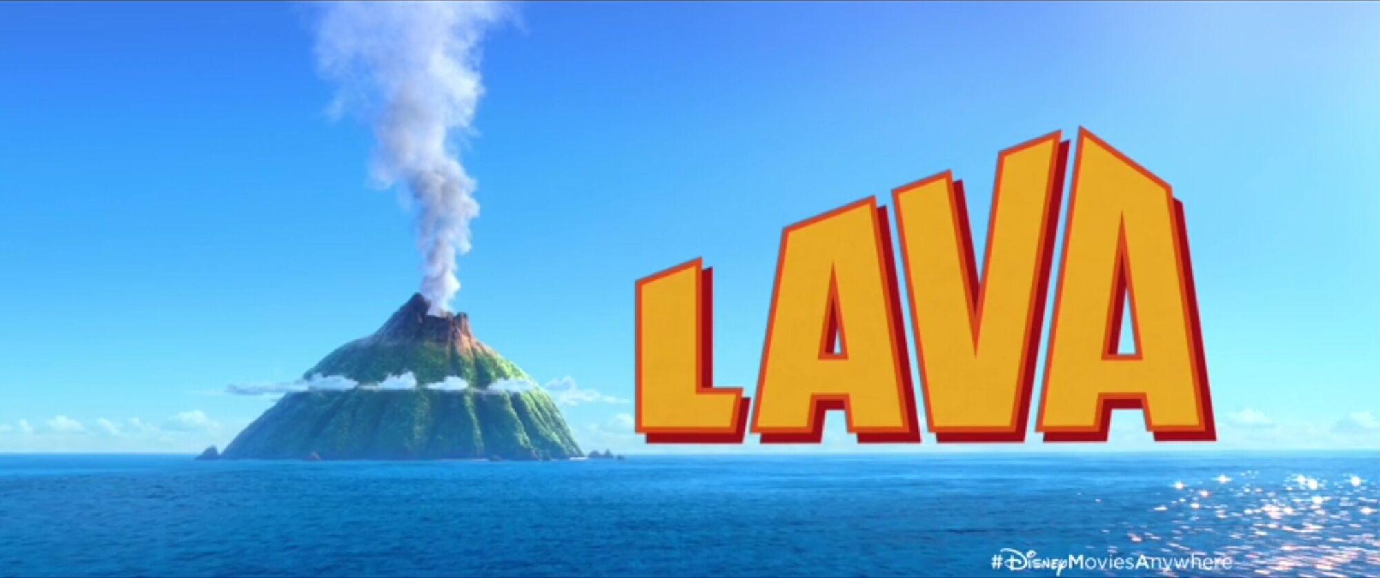 Pixar Lava Stream