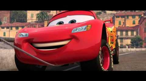 Spot publicitaire Cars 2 fait un saut chez Profil Plus