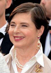 Isabella Rossellini Cannes 2015
