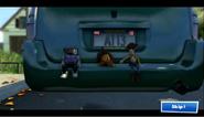 Kinect Rush A Disney Pixar Adventure A113