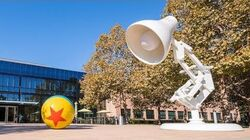 A Day In the Life of Pixar Animation Studios