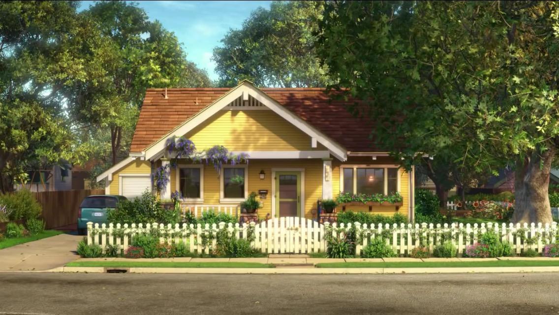 Bonnie S House Pixar Wiki Fandom Powered By Wikia