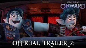 Onward Official Trailer 2