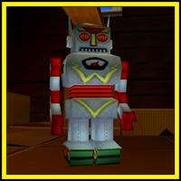 Tin Robot boss (Toy Story 2)