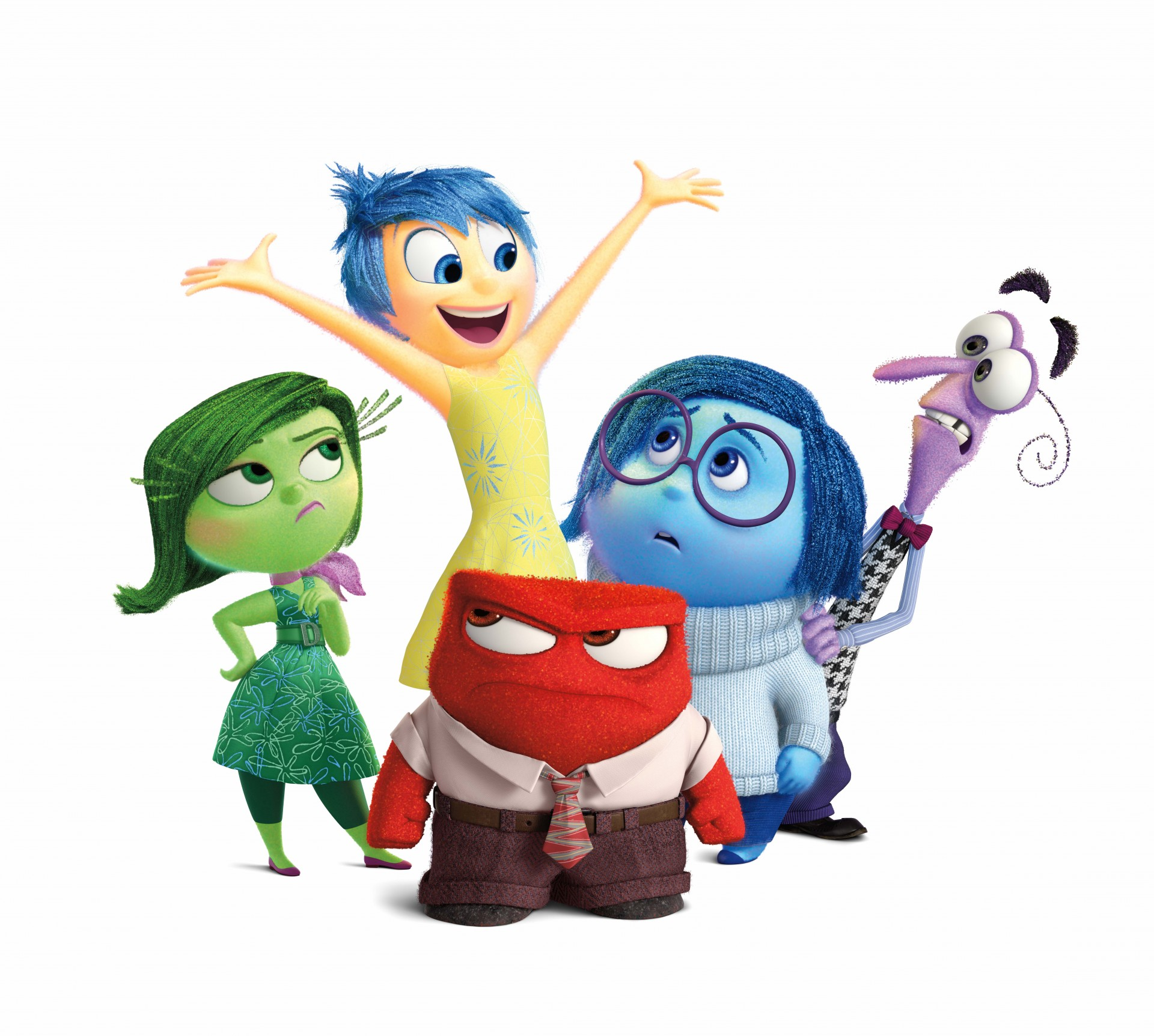 Inside Out Emotion Chart