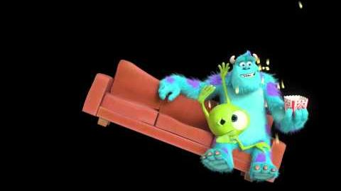 Monsters University - Divano - SQUADRADISULLEY HD