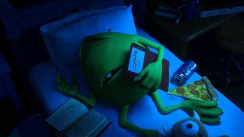 Monsters University - Official Teaser Trailer Clothes HD
