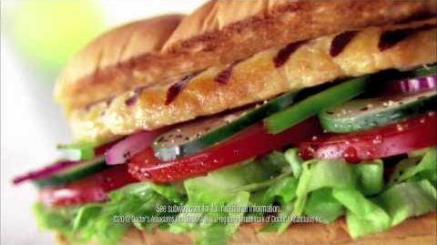 Brave Subway Commercial